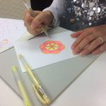 「神聖幾何学HaRe・Art」体験講座@セラピストスタジオ