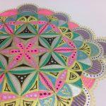 2月のスケジュール<イヤーコーニング><神聖幾何学アート>